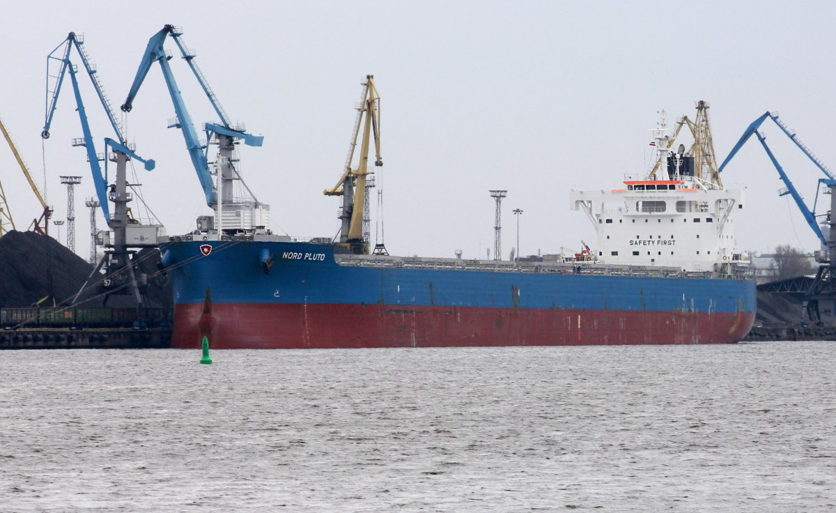 NORD PLUTO vessel IMO:9623740