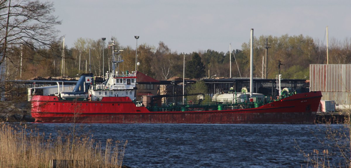 HALICZ vessel IMO:7615749