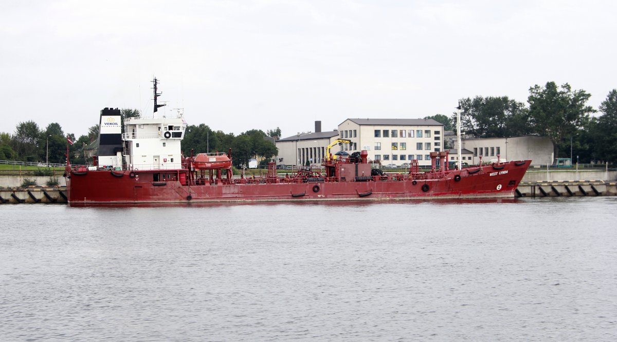 WEST LYNDA vessel IMO:8012097