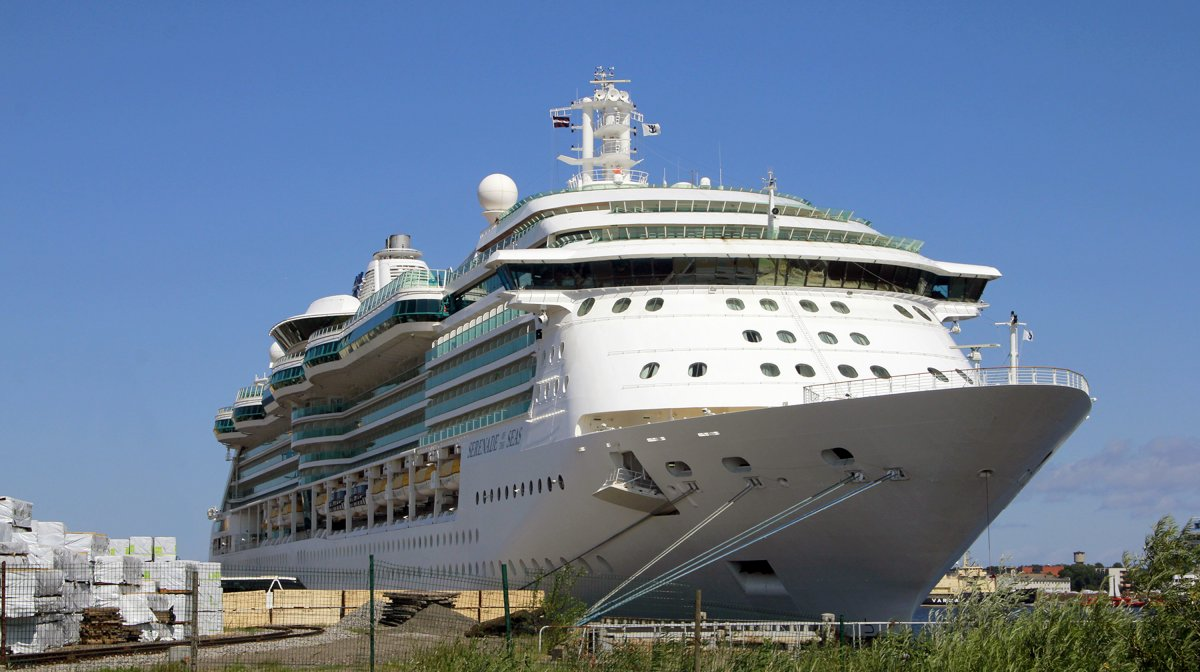 SERENADE OF THE SEAS vessel IMO:9228344