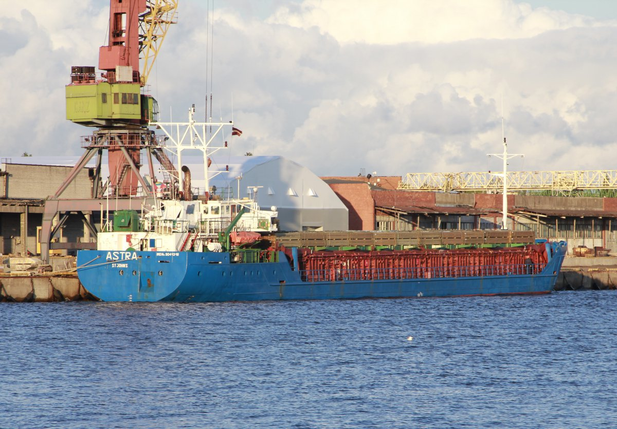 ASTRA vessel IMO:9041318